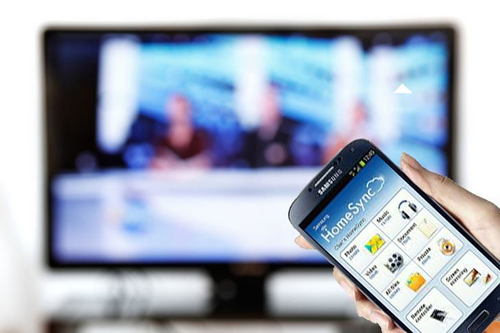 How to connect your Samsung Mobile to the TV