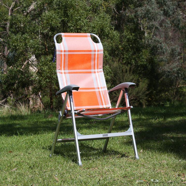 Outdoors Domain   Atlantic Folding Camping Chair   Orange, $69.95 (http:// Part 62