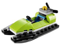 FREE LEGO Jet Ski Mini Model Build at LEGO Stores on 6/3 on http://hunt4freebies.com