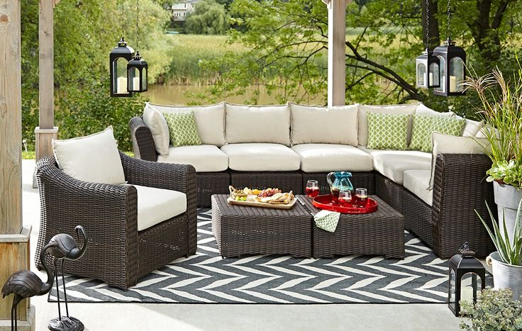 Wonderful Luxe Lounge | Canadian Tire  Http://www.canadiantire.ca/inspiration/en/seasonal/canvas/luxe Lounge.html  | Beautiful Backyards | Pinterest | Canadian Tire, ... Part 14