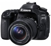 Canon EOS 80D DSLR Camera Reviews