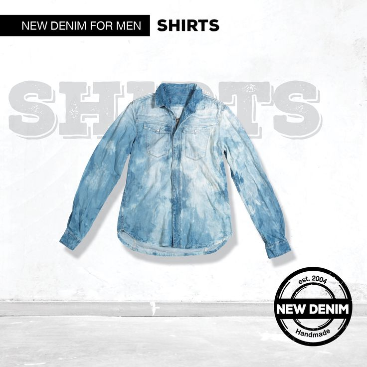 The ND selection of shirts combine inspirations with modern innovation.