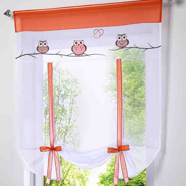 Kitchen Short Curtains Roman Blinds White Sheer Tulle: 17 Best Ideas About Short Window Curtains On Pinterest