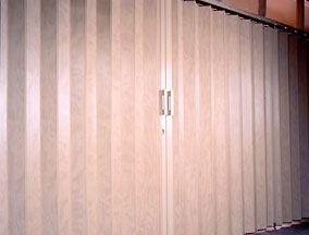 Woodfold Vinyl Folding Doors #accordion #hardware #specialty #custom  Explore Specialtydoors.com
