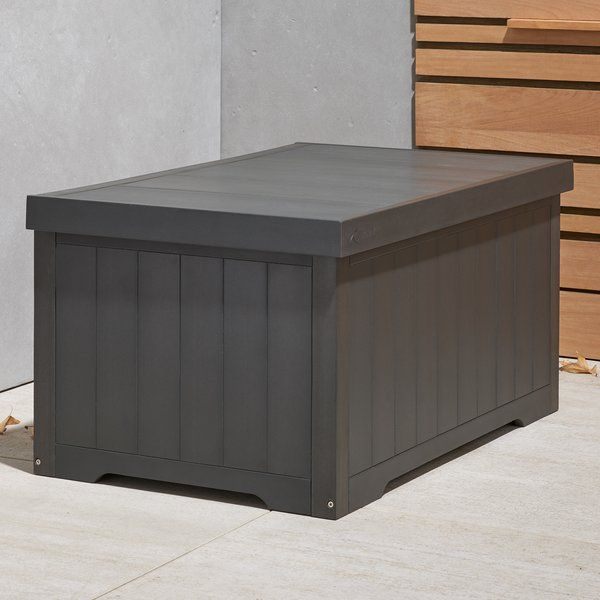 70 Gallon Resin Deck Box Resin Deck Box Deck Box Deck Box Storage