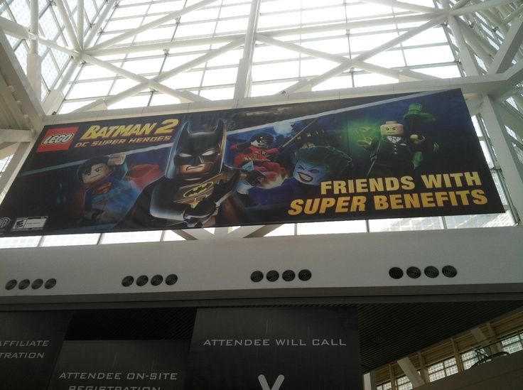 A few Nerdist News employees may or may not have snuck a few pics at the LA Convention Center today.