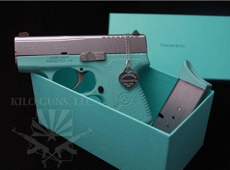Tiffany co/ Kahn handgun... I need this