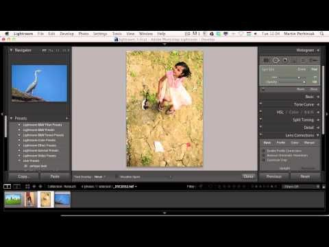 Lightroom 5 Features: Using the Improved Spot Removal Tool