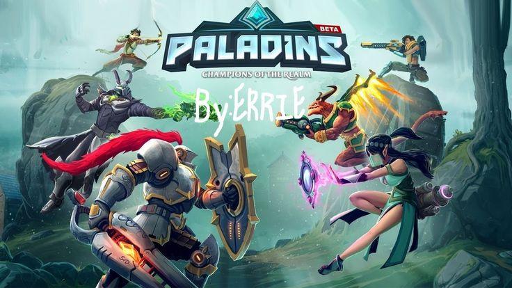 Paladins - Errie's HONEST open beta trailer