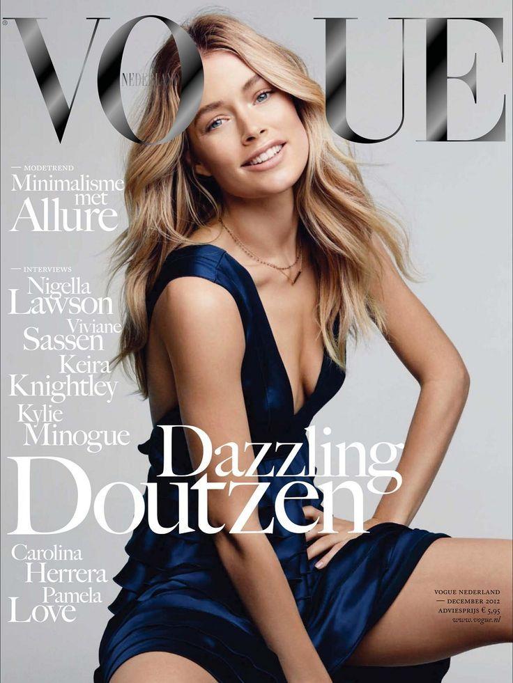 Doutzen for Vogue