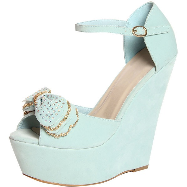 Frankie Mint Suedette Peeptoe Diamante Bow Wedges ❤ liked on Polyvore: Mint Suedette, Acc Shoe, Frankie Mint, Shoe Whore, Mint Shoes薄荷鞋20121227, Suedette Peeptoe, Peeptoe Diamante