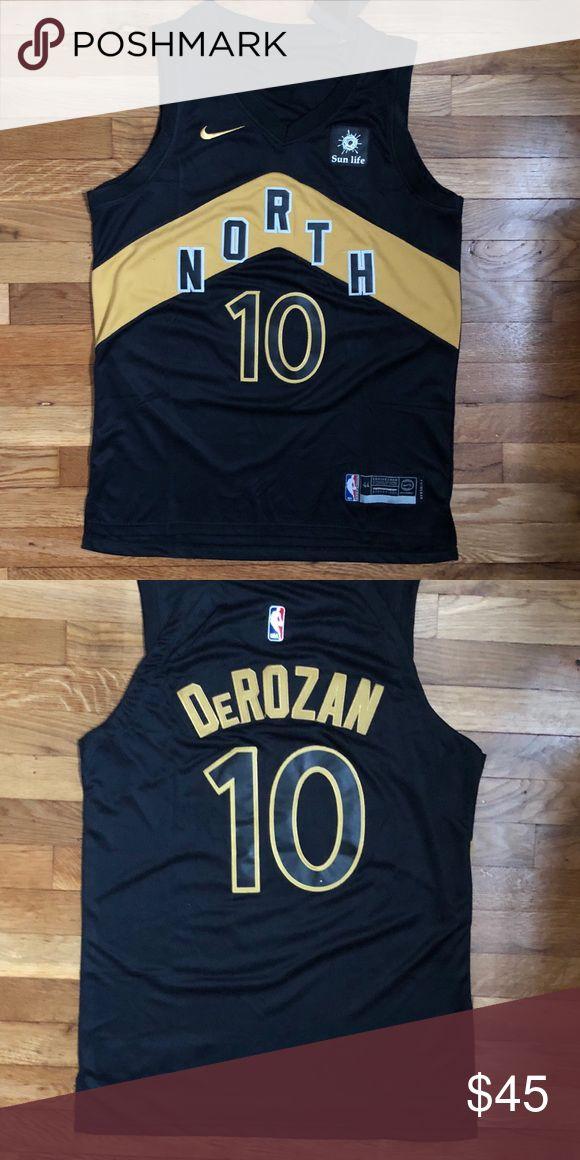 Demar Derozan Toronto Raptors NORTH Jersey XL Brand New w Tags Men s Size  XL City Edition NORTH Stitched Money Back Guarantee Nik…  e8cdfd7c8