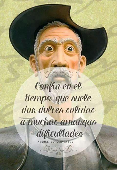 Miguel de Cervantes.*