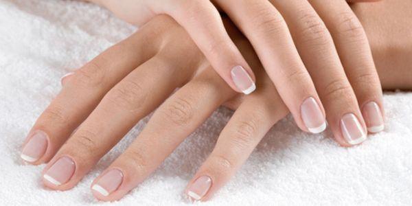 Natural Nail Manicure!!!