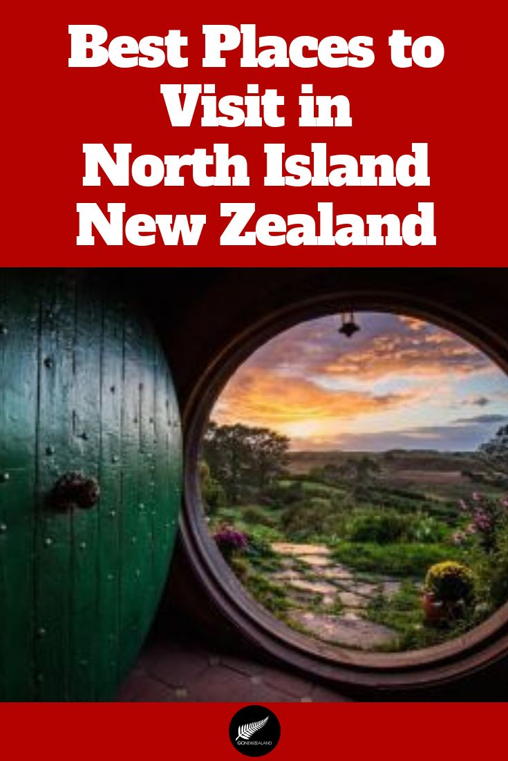 North Island New Zealand Is Full Of So Many Incredible Places Tap This Pin To Discover The Best Thin North Island New Zealand North Island New Zealand Travel