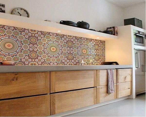 Marokkaanse Tegels Keuken : 70 Keuken op Pinterest – Hippie Keuken, Jaren 70 Decor en Keukens