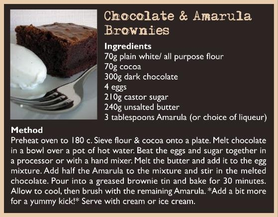Perfect recipe for a cosy treat by the fireplace :o)