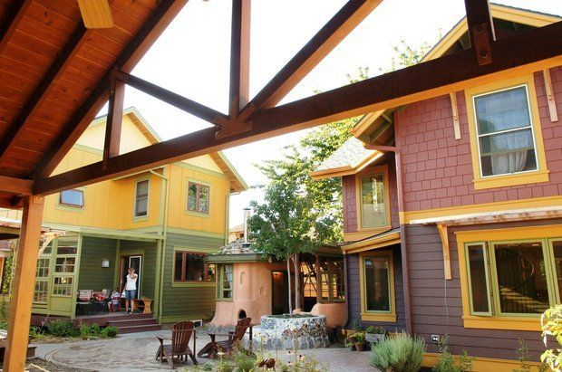 106 Best Images About Intentional Communities Cohousing