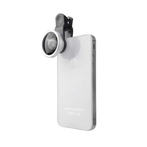 Wallmart.win 0.4X Super Wide Angle Fisheye Clip External Camera Lens For Mobile Phone: Vendor: BG-US-Mobile-Phones-Accessories Type:…