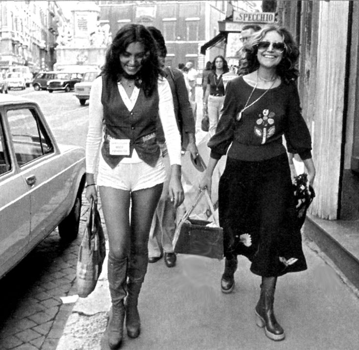 Loredana Berté and Mia Martini - 1975