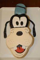 profumodivaniglia: goofy cake