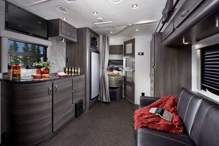 Small class c motorhome interior upscale interior in for Mercedes benz sprinter luxury motorhome rv