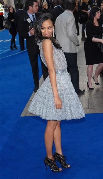 Five Things I Love About Zoe Saldana's Style