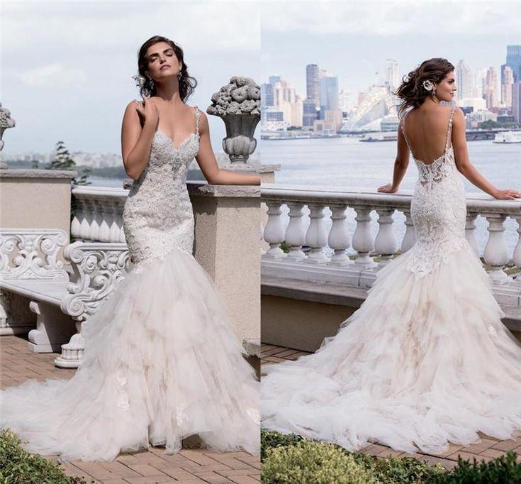 25  best ideas about Cheap lace wedding dresses on Pinterest ...
