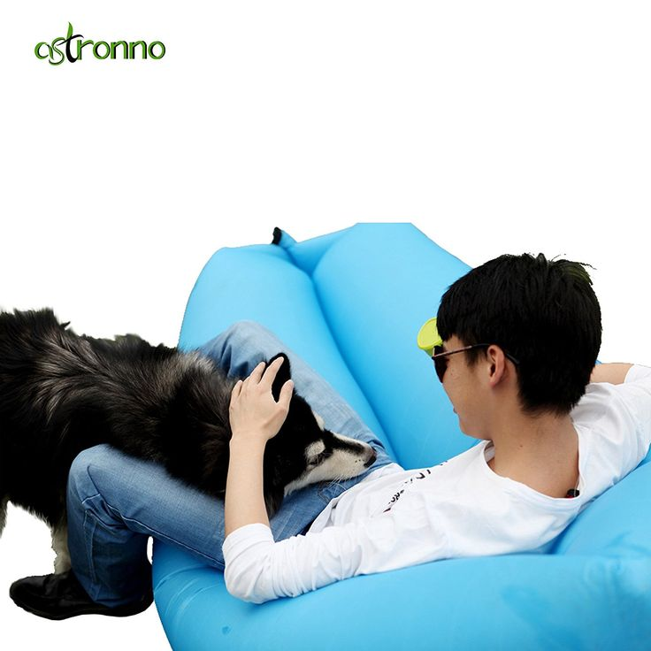 Astronno Original Inflatable Air Lounge For Outdoor Recreation. Enjoy in Beach, Park, Pool, Mountain Or Snow. Inflatable Airbag for Hangout, Travel, Hiking, Camping and Quiet Relax Or Reading Moments *** Awesome product. Click the image : Air Lounges