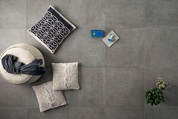 Lea Ceramiche Stoneclay Stoneclay-Lea Ceramiche-4 , Efekt beton, Łazienka, Gres porcelanowy, uniwersalne, Antypoślizgowość R10, Matowa, Nie rektyfikowany, Rektyfikowany, Wariacja cieńi V3