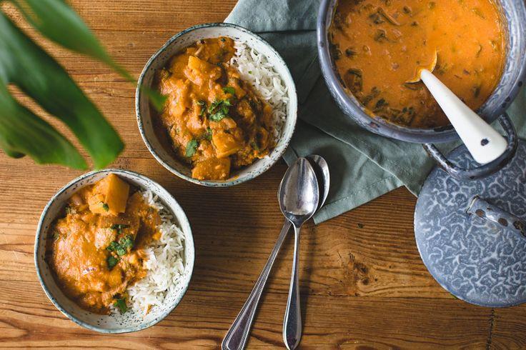 Vegan Pinda Curry