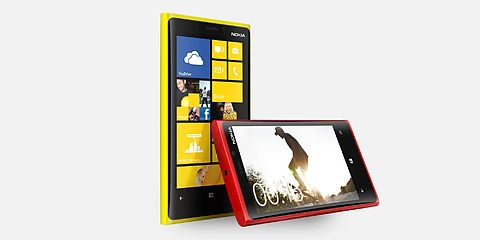 I love the colours of the Nokia Lumia devices and the grid style layout of the Windows Phone platform from an aesthetic perspective