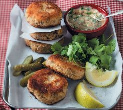 Old-fashioned Fish Cakes #Seafood #Recipe #SouthAfrica