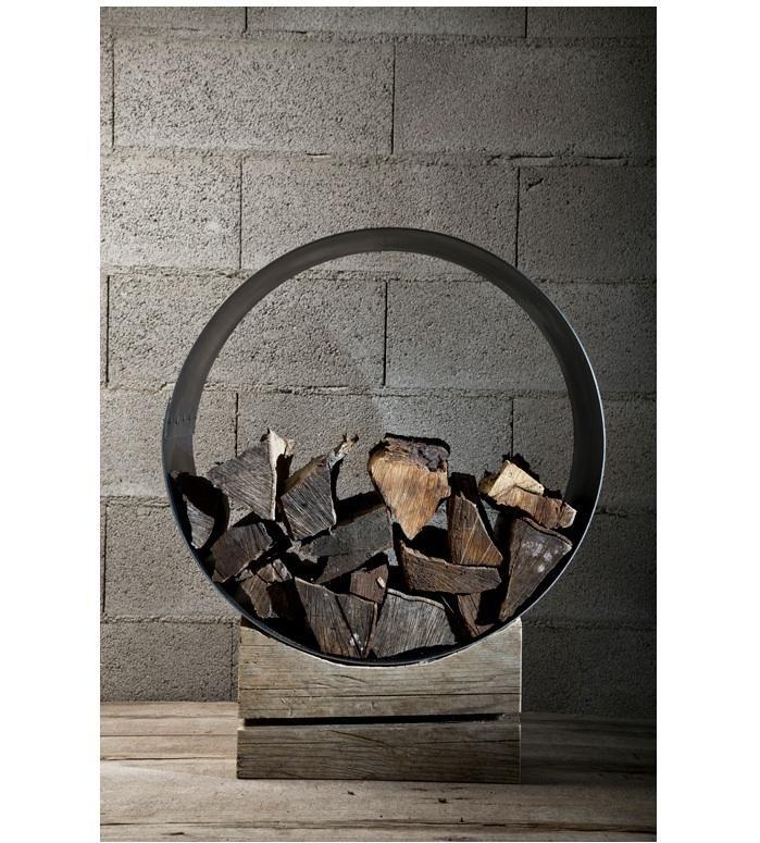 Fireplace Design fireplace log holder : Best 25+ Firewood holder ideas on Pinterest   Patio stores near me ...