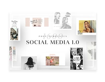 "Check out new work on my @Behance portfolio: ""Social Media 1.0"" http://be.net/gallery/55289673/Social-Media-10"