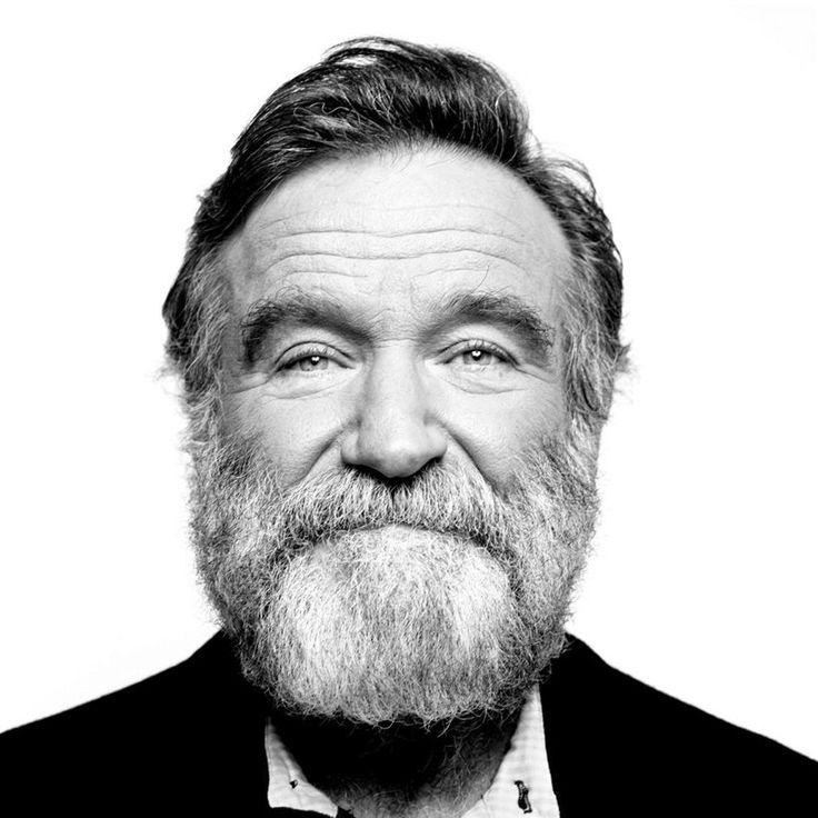 Robin williams peter hapak 50 famous portrait photographers you need to see