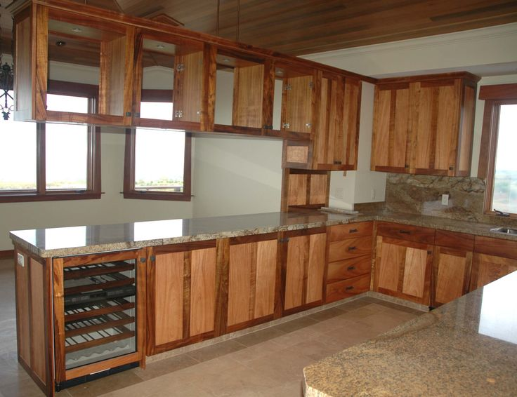 Cool space saving ideas kitchen custom kitchen cabinets for Best material for kitchen cabinets in india