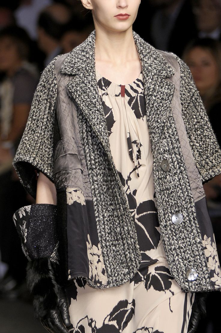 Antonio Marras at Milan Fall 2010 (Details)