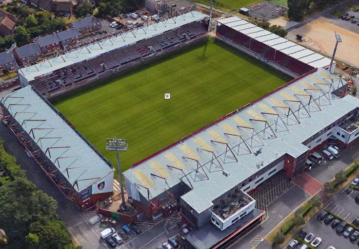 430 Best British Football Stadiums Past And Present Images