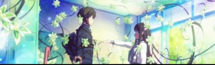 #hyouka #anime_girl #anime_boy #anime ⊙ω⊙♡♥