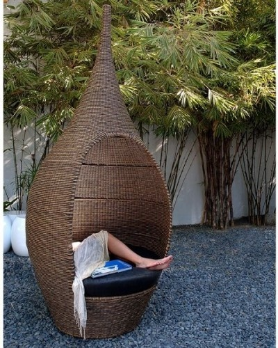 perfect place to drink coffee in the morning selecting perfect contemporary outdoor furniture - Garden Furniture Pod