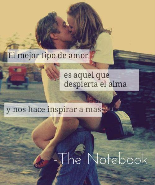 El mejor tipo de amor es aquel que despierta el alma y nos hace inspirar a más #Feeling