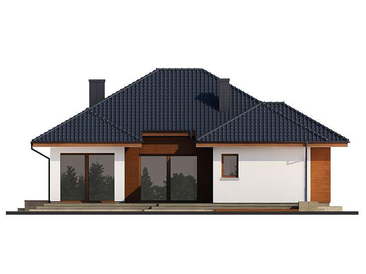 Predstavljamo vam detaljan plan prizemne kuće od 114 kvadratnih metara sa bazenom i prelepim vrtom.
