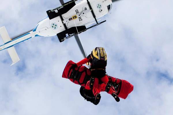 Fontanella / Großes Walsertal: Wanderin stürzt 60 Meter über steiles Gelände