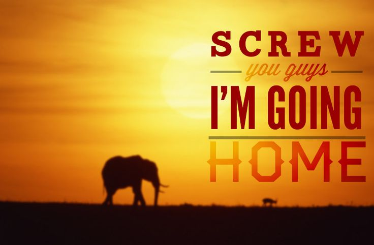 If Eric Cartman Quotes Were Inspirational Posters. I feel like Cartman reminds me of an elephant sometimes;)