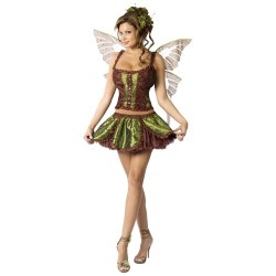 Sexy Fairy Halloween and Fancy dress costumes