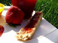 Confiture rhubarbe-fraise et vanille au Cooking Chef : Etape 4