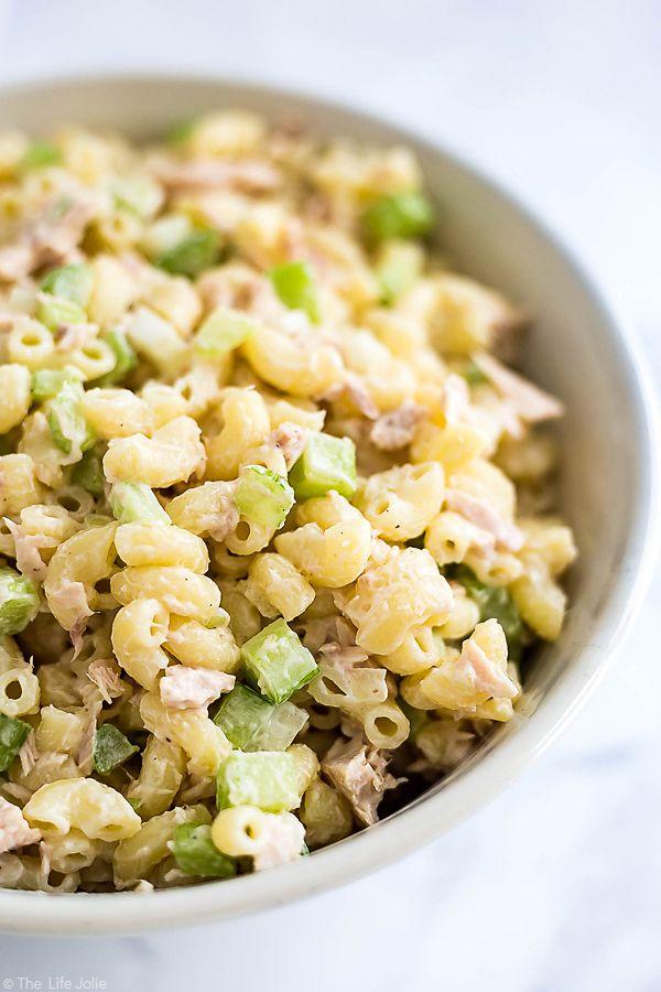 17 Best ideas about Tuna Macaroni Salad on Pinterest ...