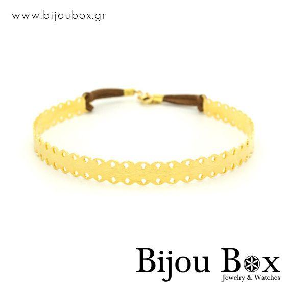 Choker necklaces from gold plated bronze PABLO Τσόκερ κολιέ από επίχρυσο μπρούτζο PABLO  Check out now... www.bijoubox.gr #BijouBox #Choker #Τσόκερ #Handmade #Χειροποίητο #Greece #Ελλάδα #Greek #Κοσμήματα #MadeinGreece #Gold #jwlr #Jewelry #Fashion