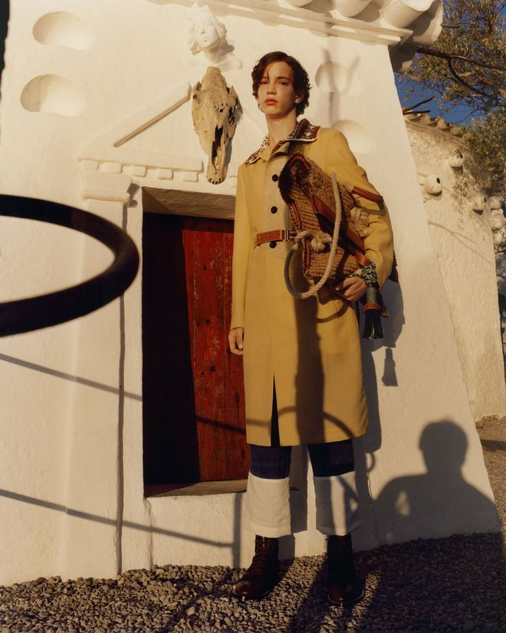 Loewe Takes Over Salvador Dali's Catalonian Estate - crfashionbook